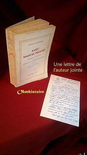 Avec Marcel Proust : Causeries - Souvenirs sur Cabourg et le Boulevard Hausmann ------------ + 1 ...