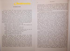 Journal du Marquis de Bombelles -------- Tome 7 , 1808-1815: BOMBELLES ( Jacques Guy ) [ Marquis de...