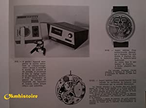 Evolution de L'horlogerie. Du Cadran solaire à l'horloge atomique: BALVAY ( Lucien...