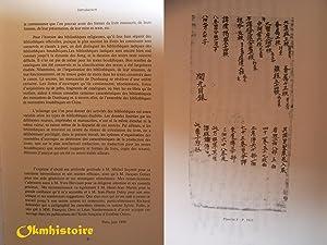 Les Bibliothèques en Chine au temps des manuscrits : jusqu'au Xe siècle: Drège (...