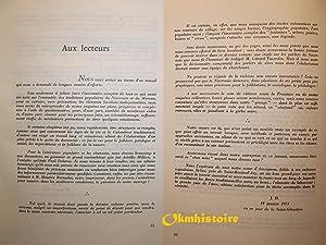 Folklore du Nivernais et du Morvan. ------------ Série complète : 7 volumes/ 7 -...