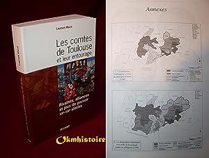 Les Comtes de Toulouse et leur entourage : Rivalités, alliances et jeux de pouvoir ...