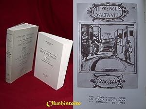 LUIGI RICCOBONI dit LÉLIO , chef de troupe en Italie ( 1676-1715 ). ------ 2 Volumes /2...