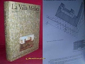 LA VILLA MEDICIS ---------- Volume 2 : Etudes: CHASTEL ( André ) & MOREL ( Philippe ) [ sous la ...