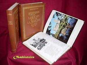 Histoire du Limousin et de la marche . 3 vols/3: Morichon René ( sous la direction de )