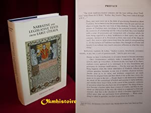 Narrative and Legislative Texts from Early Cîteaux . Latin text in dual edition with English tran...