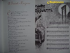"""Dans la rue """" Chansons et monologues"""" - [ Dessins de Steinlen ]: Bruant ( Aristide )"""