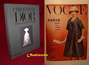 Christian Dior : Designer of Dreams ------- [ ENGLISH TEXT ]