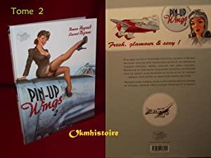 Pin-up Wings -------- Tome 2 --- [ 4ème édition 2010 ]