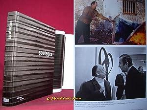 SOULAGES ------- [ Catalogue de l'exposition présentée du 14 octobre 2009 au 8 ...