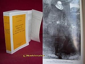 Lettres marchandes échangées entre Florence et Medina del Campo.: RUIZ MARTIN ( ...