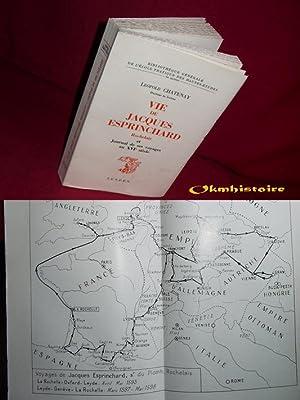 Vie de Jacques Esprinchard , Rochelais,et journal de ses voyages au 16e siècle.: CHATENAY ( ...