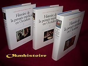 Histoire de la pensée médicale en occident . --------- 3 volumes /3.: GRMEK ( ...