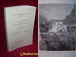 Le livre du chapitre de Saint-Guilhem-Le-Désert: LEMAITRE. ( Jean-Louis