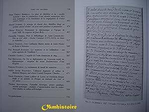 Dom Jean Mabillon figure majeure de l'Europe des lettres. ------------ [ Actes des deux ...