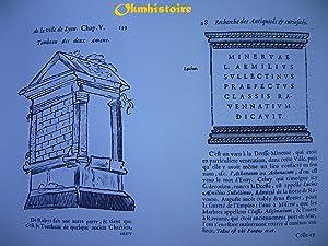 Recherche des antiquites et curiosités de la ville de Lyon , ancienne colonie des Romains et...