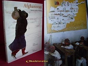 AFGHANISTAN: MICHAUD ( Roland & Sabrina ) [ Préface d' André Velter ]