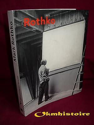 ROTHKO [ . Exposition au Musée national d'art moderne de Paris.: MARK ROTHKO & John ...