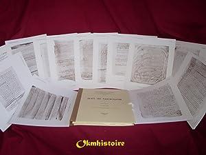 Archives de l'Athos - Livraison 17 : ACTES DU PANTOCRATOR - Edition Diplomatique ------- ...