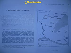 Archives de l'Athos - Livraison 18 : ACTES D'IVIRON ( Tome 3 ) De 1204 à 1328 - --...