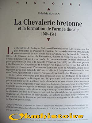 La chevalerie bretonne au Moyen Age et la formation de l'armée ducale : 1260 à ...