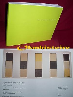 Jean-Pierre Bertrand : Catalogue de l'exposition au musée d'Art Moderne: ...