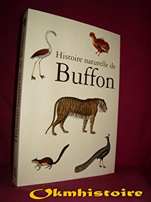 Histoire naturelle de Buffon --------- Texte en 4 langues : Français - DEUTSCH - ENGLISH - NEDERLAND