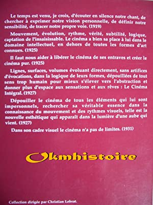 Ecrits sur le cinéma (1919-1937): DULAC ( Germaine )