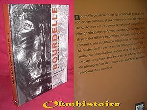 Bourdelle et la critique de son temps: LAVRILLIER ( Carol-Marc