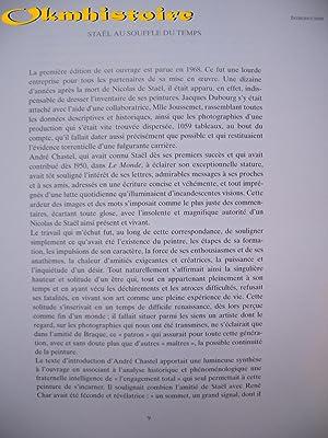 Nicolas de Staël - Catalogue raisonné de l'oeuvre peint - Lettres de Nicolas de Staël: STAËL ( ...