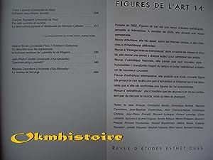 La désinvolture de l'art [ Figures de l'art, N° 14 ]: LAFARGUE ( Bernard )