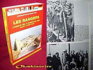 LES RANGERS - L'assaut de la pointe du Hoc - D-Day 6 juin 1944: LANE ( Lieutenant-Colonel ...