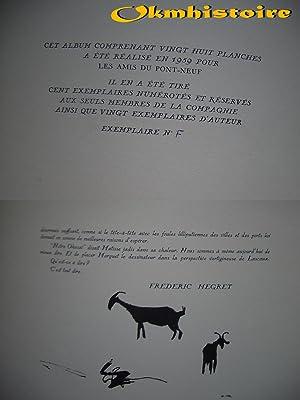 Albert marquet ] --- Sans Titre ------ [ 28 dessins érotiques. ]: MARQUET ( Albert )