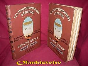 LES TRANSFORMATEURS D'ÉNERGIE, générateurs, accumulateurs, moteurs. Avec ...