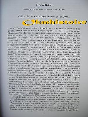 L'épopée romane. --------- 2 volumes / 2. [ Actes du XVe Congrès ...