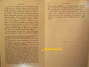 Robert 1er et Raoul de Bourgogne , rois de France , 923-936. [ Annales de l'Histoire de France...