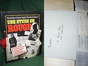 Une étude en rouge: Conan Doyle Arthur