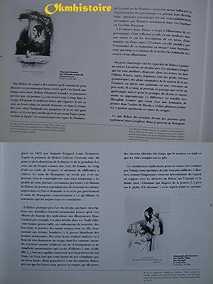La Comédie humaine en peinture: BALZAC ] Yves Gagneux & Marine Contensou [ Illustrations de ...