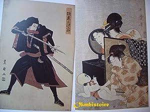 Estampes japonaises : Images d'un monde éphémère: Gisèle LAMBERT & ...