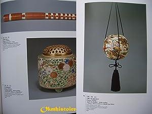 Eiraku Zengoro XVI Céramiste « Le Pont Flottant Des Songes»: ASAHI SHIMBUM