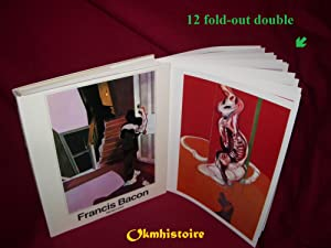 FRANCIS BACON . Full Face and in: LEIRIS ( Michel