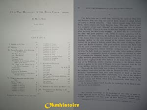 THE MYTHOLOGY OF THE BELLA COOLA INDIANS --------- [ The Jesup North Pacific Expedition ] [ Memoirs...