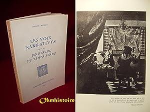 """Les voix narratives dans '' La Recherche du temps perdu """": MULLER ( Marcel )"""