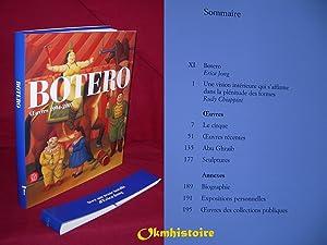 Botero : Oeuvres 1994-2007: FRANCONE ( Marcello )