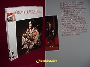 FLEURS D'AUTOMNE : Costumes et masques du théâtre nô: Armen GODEL & ...