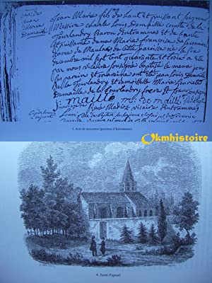Un évêque de contrebande sous la Révolution - Monseigneur Jean-Baptiste de Maillé de la Tour-Landry...