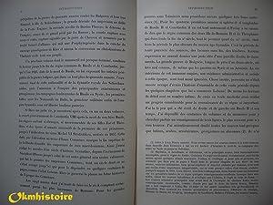 L'Epopée Byzantine à La Fin du Dixieme Siècle. ---------- TOME 1 : ...