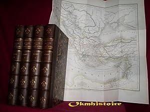 Histoire des croisades (4 volumes /4 ) -------- 7ème édition amélior&...