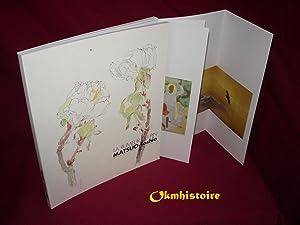 LA RUMEUR DU PIN - MATSUO Toshio: KUSANAGI Natsuko &