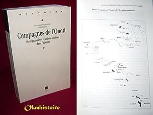 Campagnes de l'Ouest - Stratigraphie et relations sociales dans l'histoire: ANTOINE ( Annie ) [ ...
